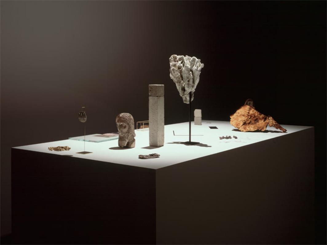 캐롤 보브 Carol Bove, , 2008, 혼합매체. 설치전경, 키메리히, 뒤셀도르프
