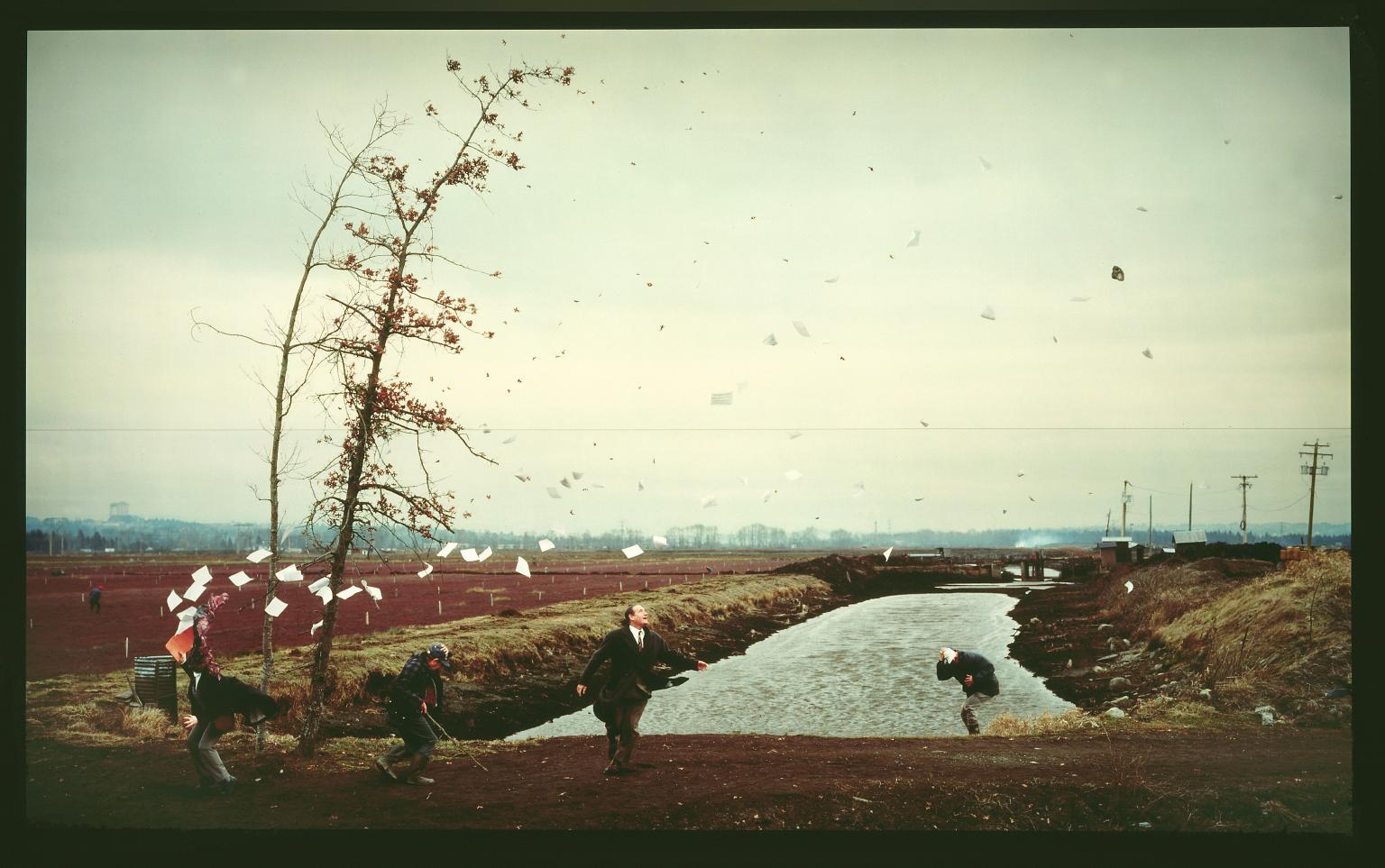게르하르트 리히터, 목초지, 1985, 90.5cm x 94.9cm, Oil on canvas