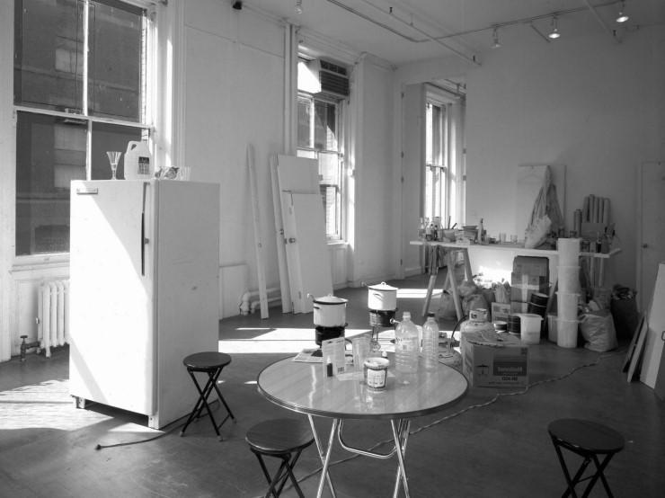 리크리트 티라바니자, , 303 갤러리, 뉴욕, 1992. 뉴욕의 개빈 브라운 엔터프라이즈 사진제공.
