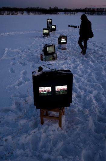 , 그룹 의 전시회, 2011. © 위를 향하여!
